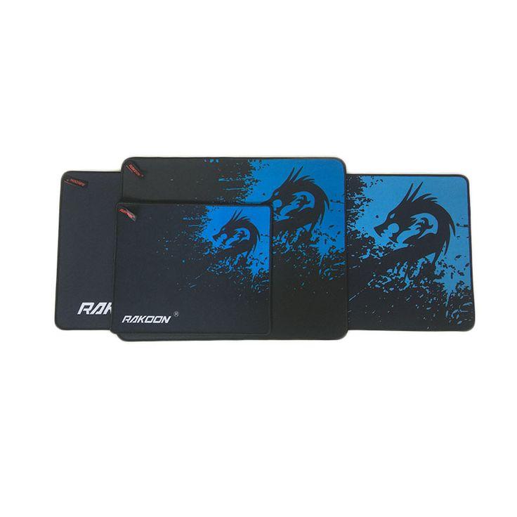 Rakoon Nouveau Dragon Gaming Mouse Pad Grand De Verrouillage Bord De Souris Speed/Contrôle Souris Tapis Pour Jeu Internet Bar CS ALLER