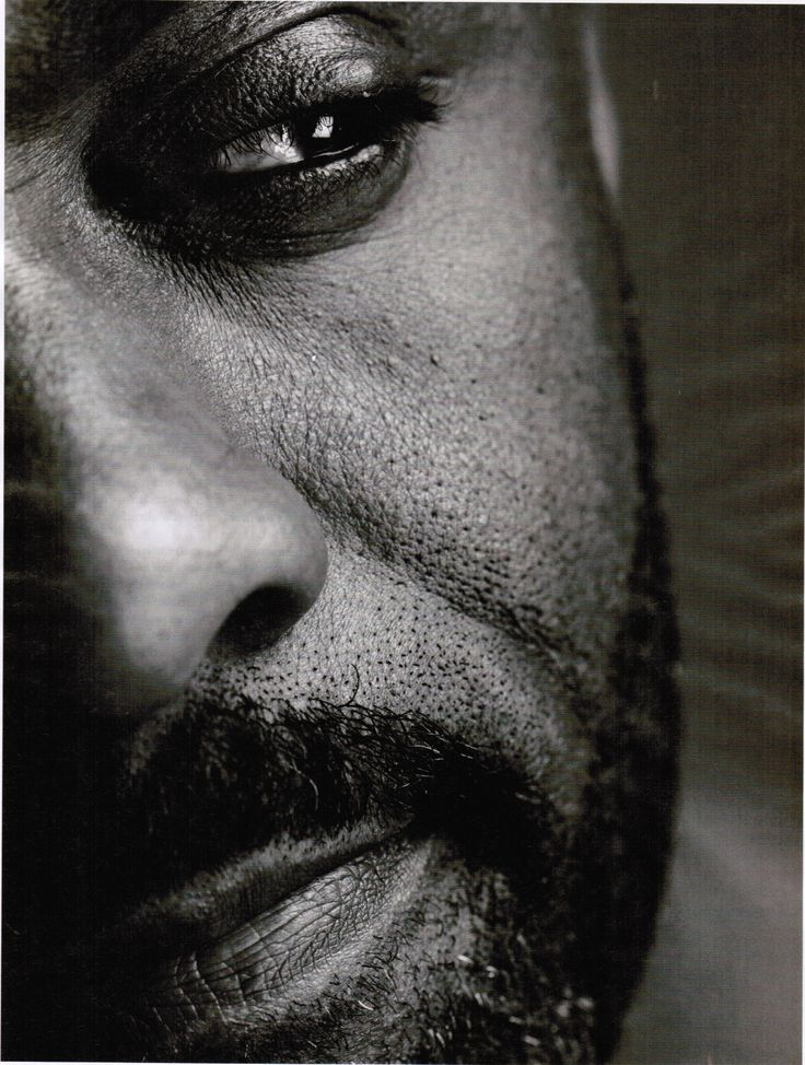 Idris Elba.  One seriously talented English actor.  See him in Ridley Scott films American Gangster and Prometheus as well as the BBC series Luther.