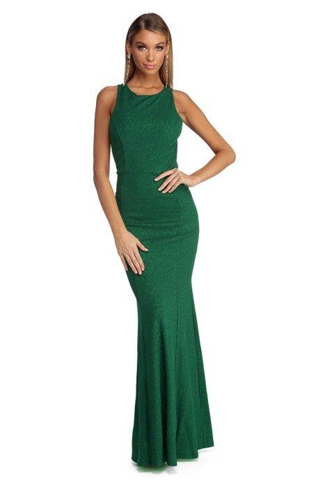 c3472867a737f Keyla Formal Glitter Dress in 2019 | My work - Special Occasion ...