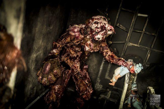 Review HHN6 USS Halloween Horror Nights Ticket Price Universal Studios Singapore Sentosa