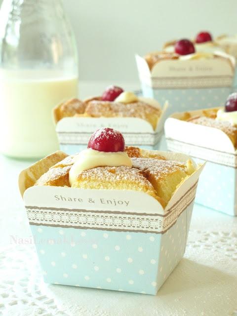 Chiffon Cupcake Recipe