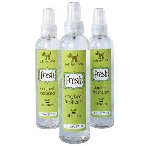 molly mutt fresh dog bed deodorizer(ベッドカバーフレッシュナー)・安全で自然な酵素の働きで、香りづけするだけでなく、臭いを取り除きます。・ゼラニウムのエ…