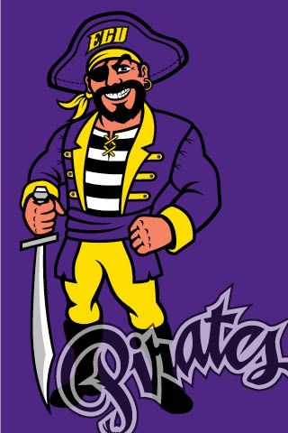 ecu basketball mascot - Google Search