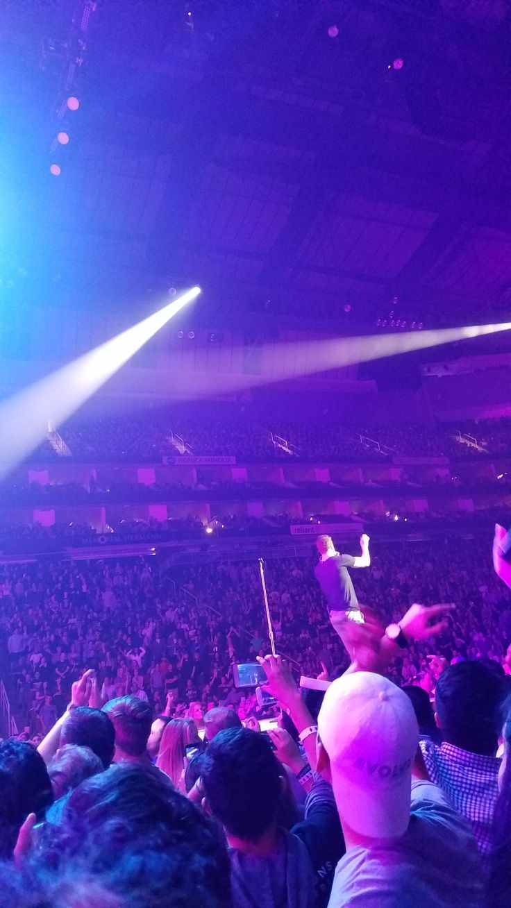 Imagine Dragons : EVOLVE tour 2017 : Houston Tx