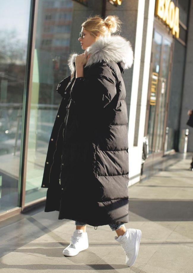 1bc85b4e4544 Модные женские пуховики осень-зима 2018-2019 фото   Women s fashion ...
