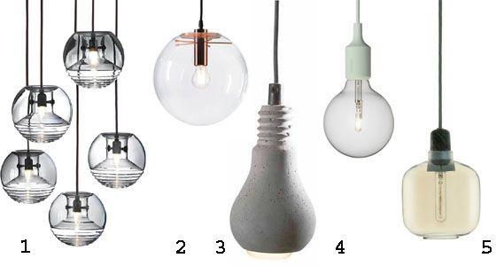 TREND. Verlicht je huis met hangende lampen - Het Nieuwsblad: http://www.nieuwsblad.be/cnt/dmf20151126_01990893