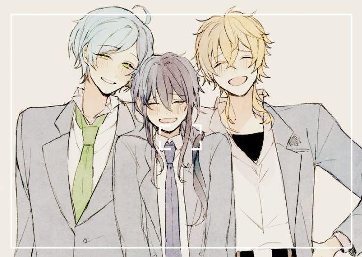 Kanata, Souma, & Kaoru | Ensemble Stars!