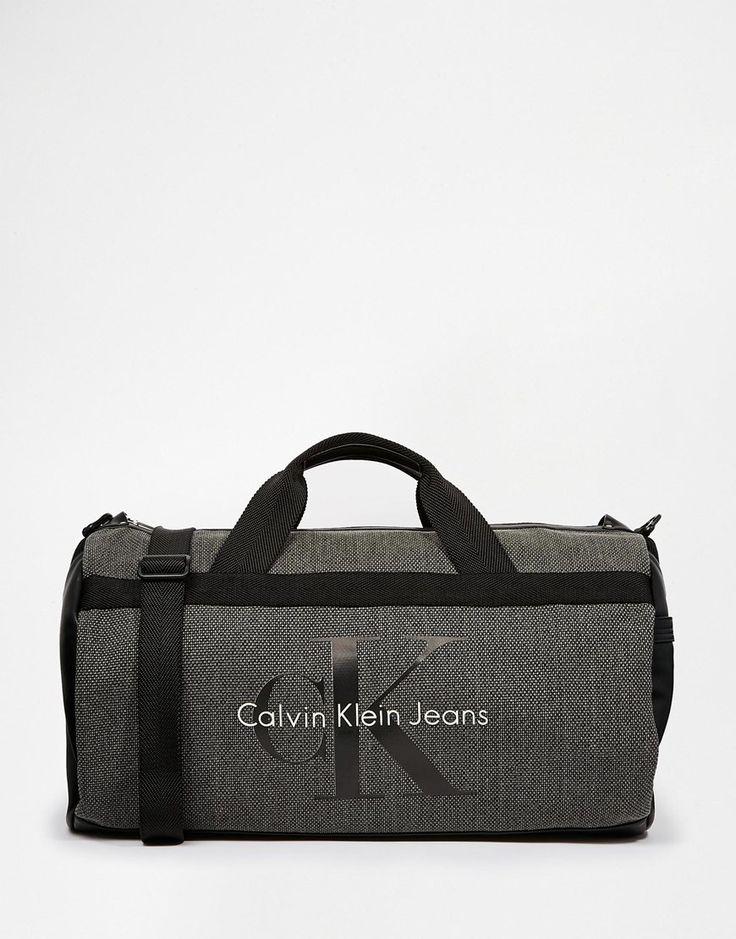 Image 1 - Calvin Klein Jeans - Fourre-tout en toile
