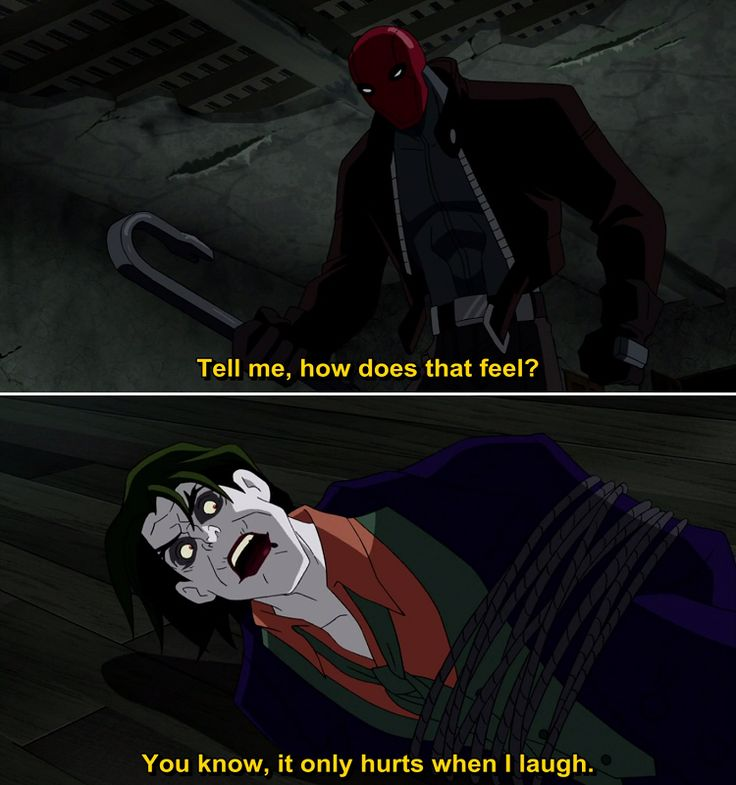 Quotes from Batman Under the Red Hood (2010) Movie