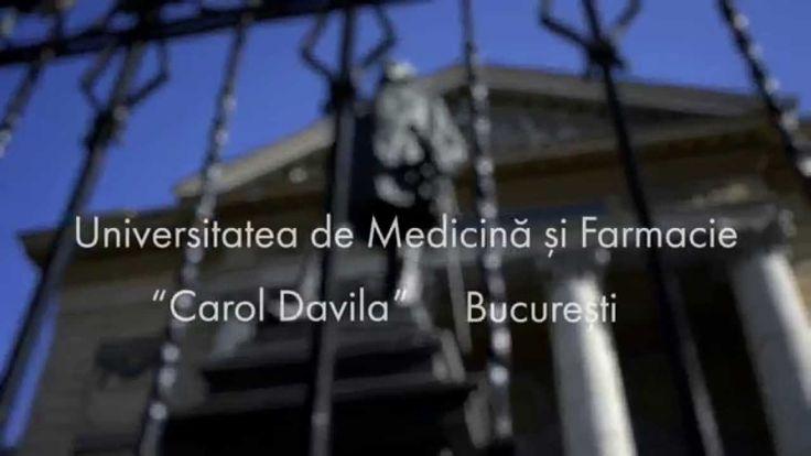 "Universitatea de Medicina si Farmacie ""Carol Davila"" #FacultateadeMedicina CarolDavila #CarolDavila #CartierulCotroceni #Cotroceni  #ghid #urban #circuiteturistice www.cotroceni.ro"