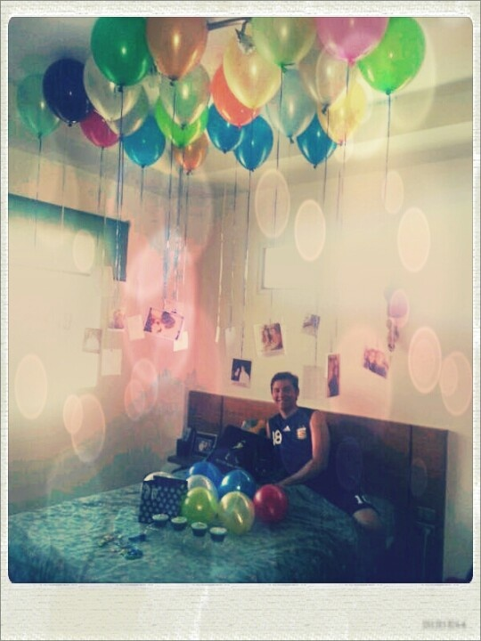 Birthday Surprise For My Boyfriend