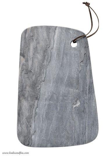 Marble chopping board, Boudie & Fou £30
