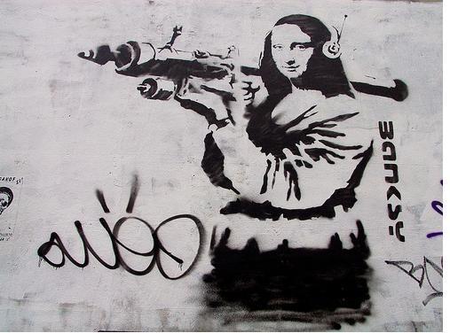 Grafitis Arte Urbano Antidepresivo