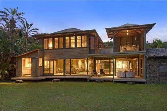 Tropical Home Designs Bali
