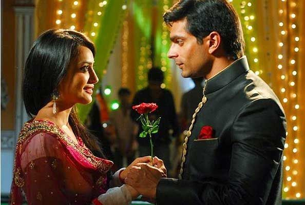 Qubool Hai my favorite couple:  Zoya and Ahmed....
