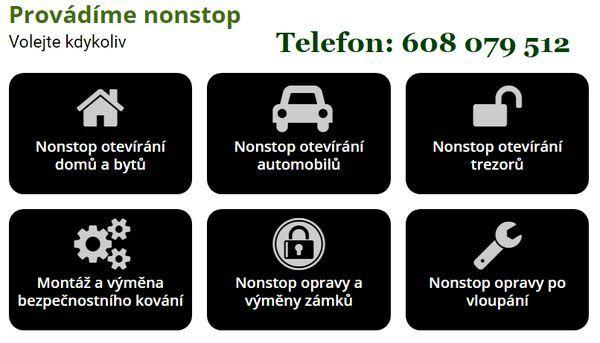 >Zámečnická pohotovost Plzeň tel: 608 079 512. Nonstop zámečnická havarijní pohotovost Plzeň. Zámečnictví - zámečník v pohotovosti v Plzni.