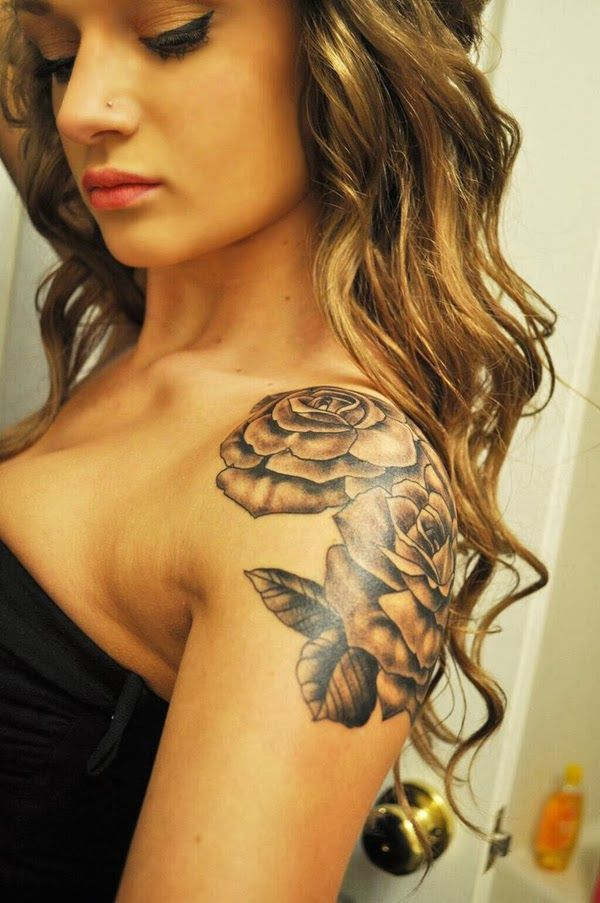 follow the link, lots of good placement ideas!!! 55 Ideal Shoulder tattoo for Girls | Webzetalk