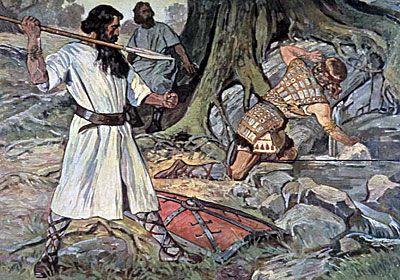 Hagen and Siegfrid