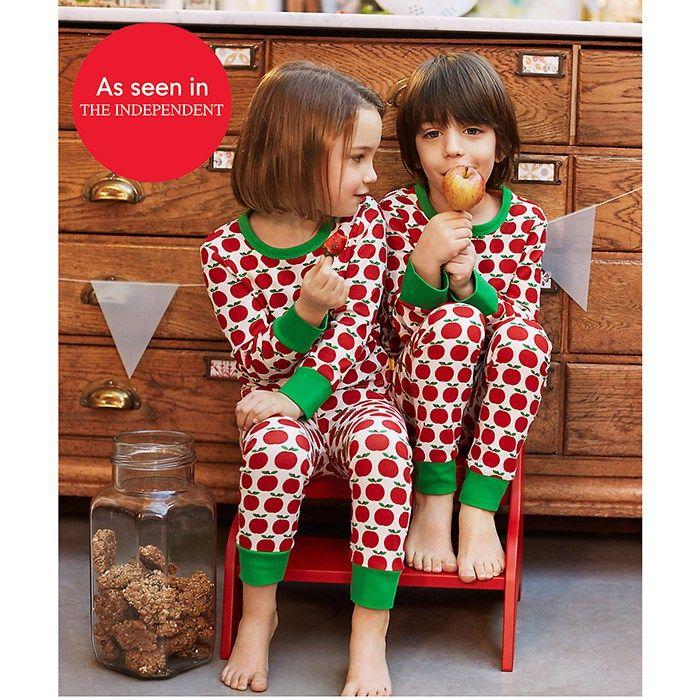 Mothercare Little Bird by Jools Apple Pyjamas