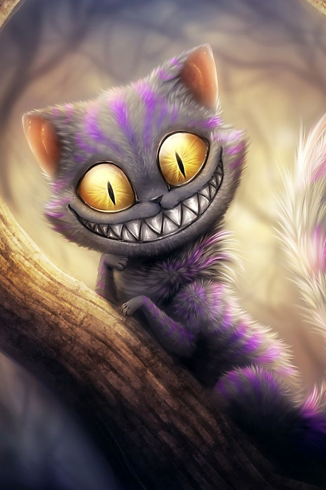 This guy ... Cheshire cat from 640-Alice-in-Wonderland-l.jpg (640×960)