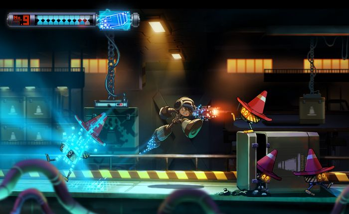 Mighty No. 9 by comcept USA, LLC — Kickstarter