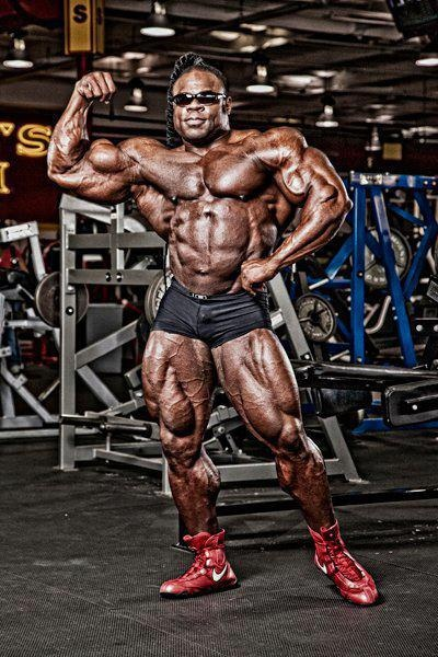 The Predator Kai Greene | BODY BUILDERS/FITNESS PEPS