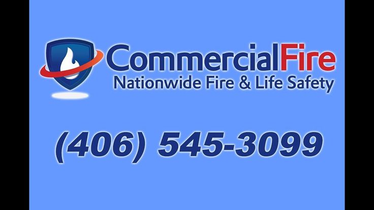 Nationwide Fire Protection Services Montana Nationwide Fire Protection Maintenance and Repairs Montana (406) 545-3099 Commercial Fire is the SOLUTION for all your Fire Protection and Life Safety Needs.