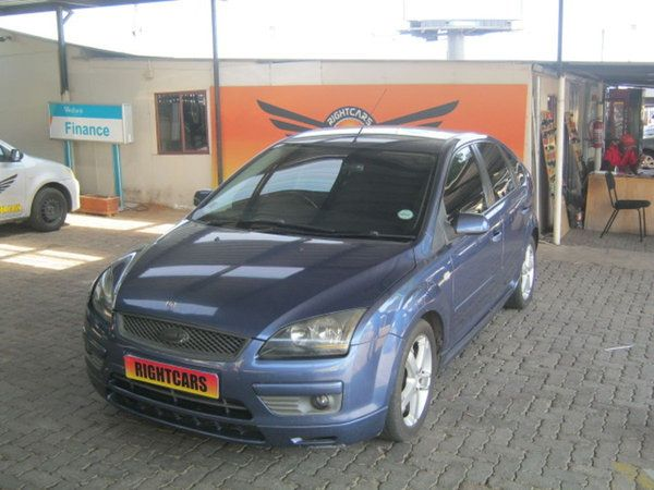 2006 Ford Focus 2 0 Tdci Si 5dr Gauteng North Riding 1 Ford