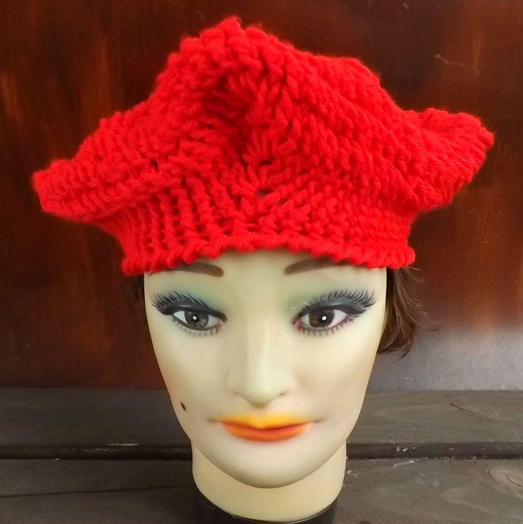 1000+ ideas about Crochet Beret on Pinterest | Crochet ...
