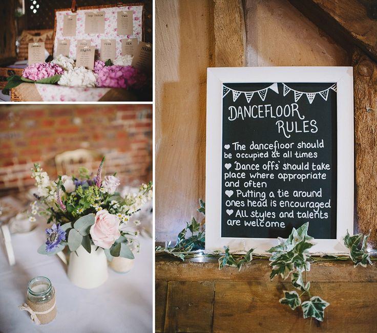 Dancefloor Rules...