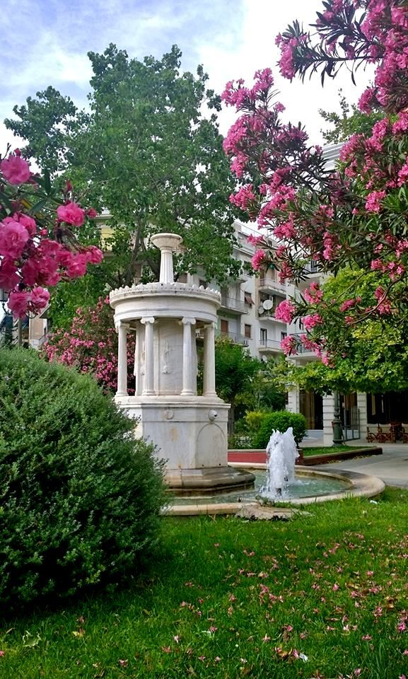 Metaxourgio square ~ Athens, Greece | Athensville