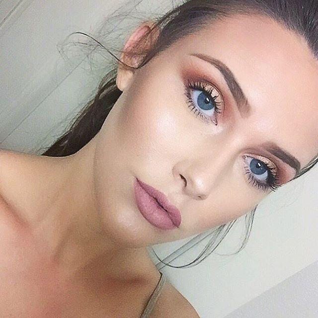 Date night makeup in Sydney