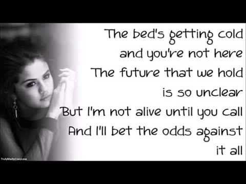 Kenny Chesney Quotes Wallpaper Selena Gomez Heart Wants What It Wants Lyrics Youtube