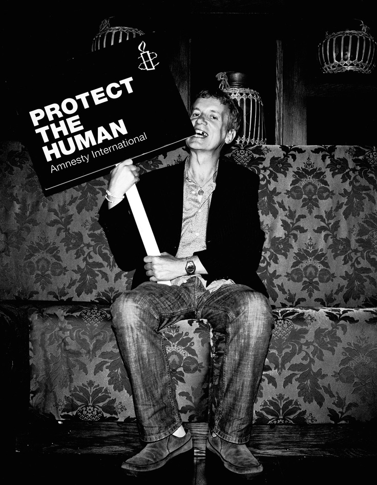 Frank Skinner thinks it bites that we still have to fight to protect the human.