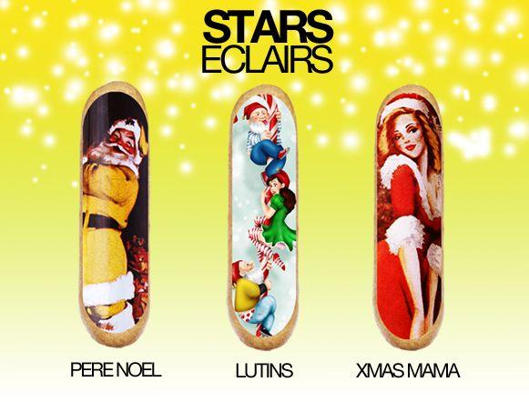 Stars de Noel