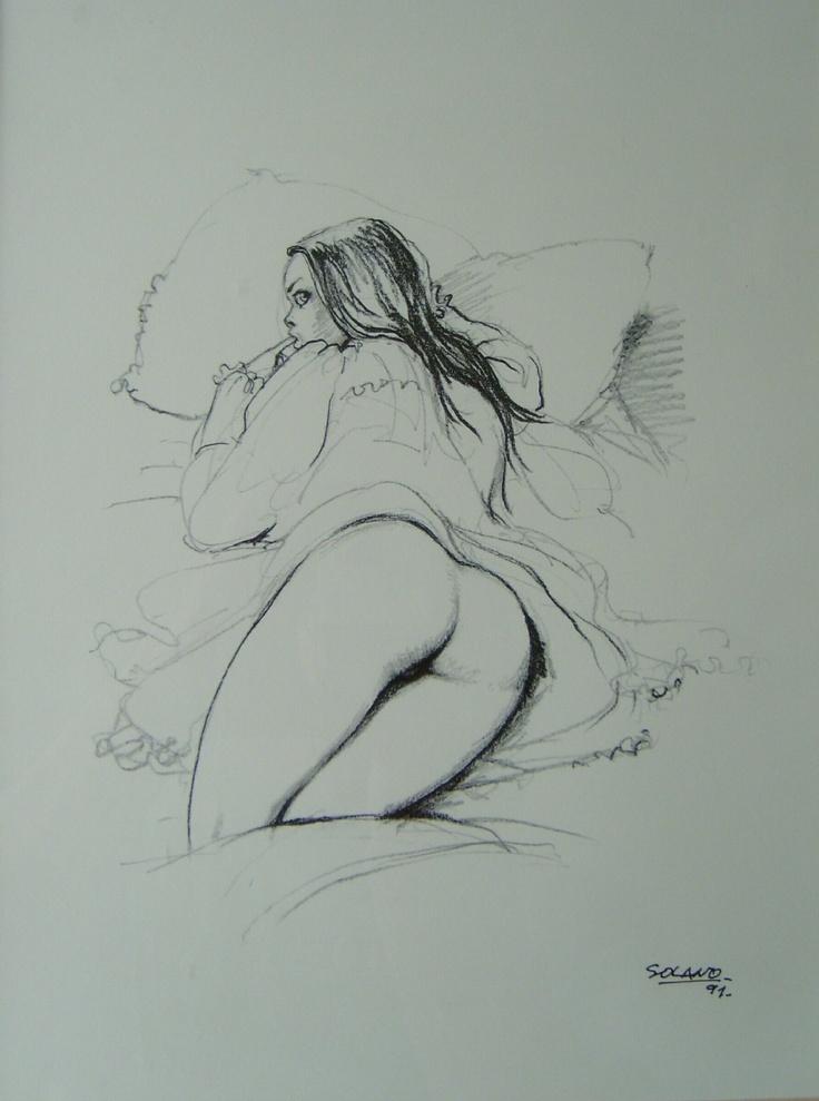 Lillian - print