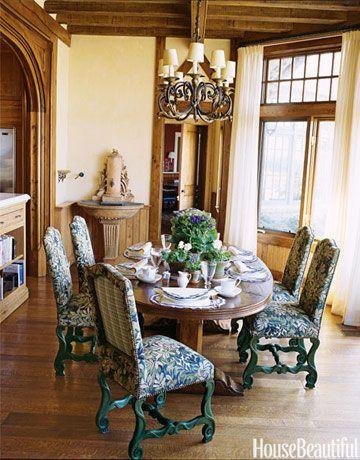 85+ Stunning Designer Dining Rooms