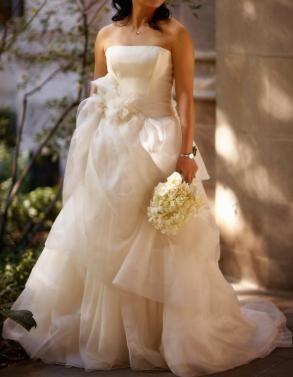 Vera Wang - Bridal Gown - $2500.00