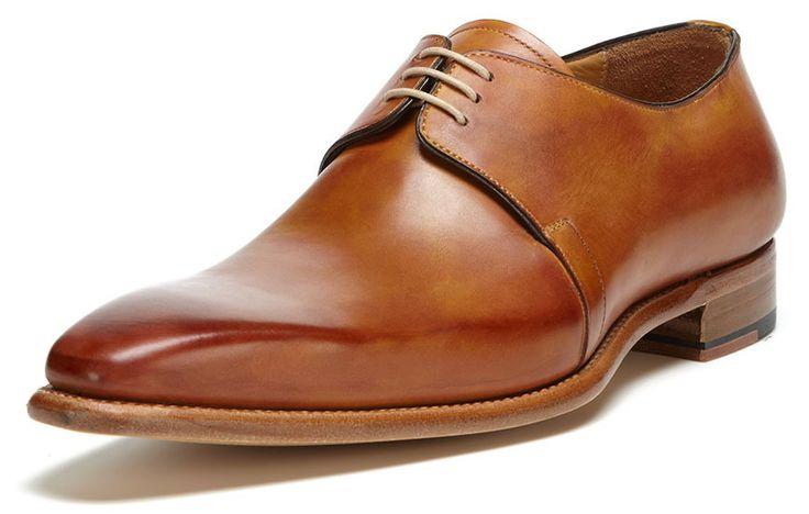 carlos santos burnished oxfords. fabulous men's dress shoes