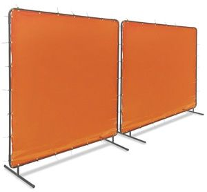Welding Curtains, Welding Screens in Stock - ULINE