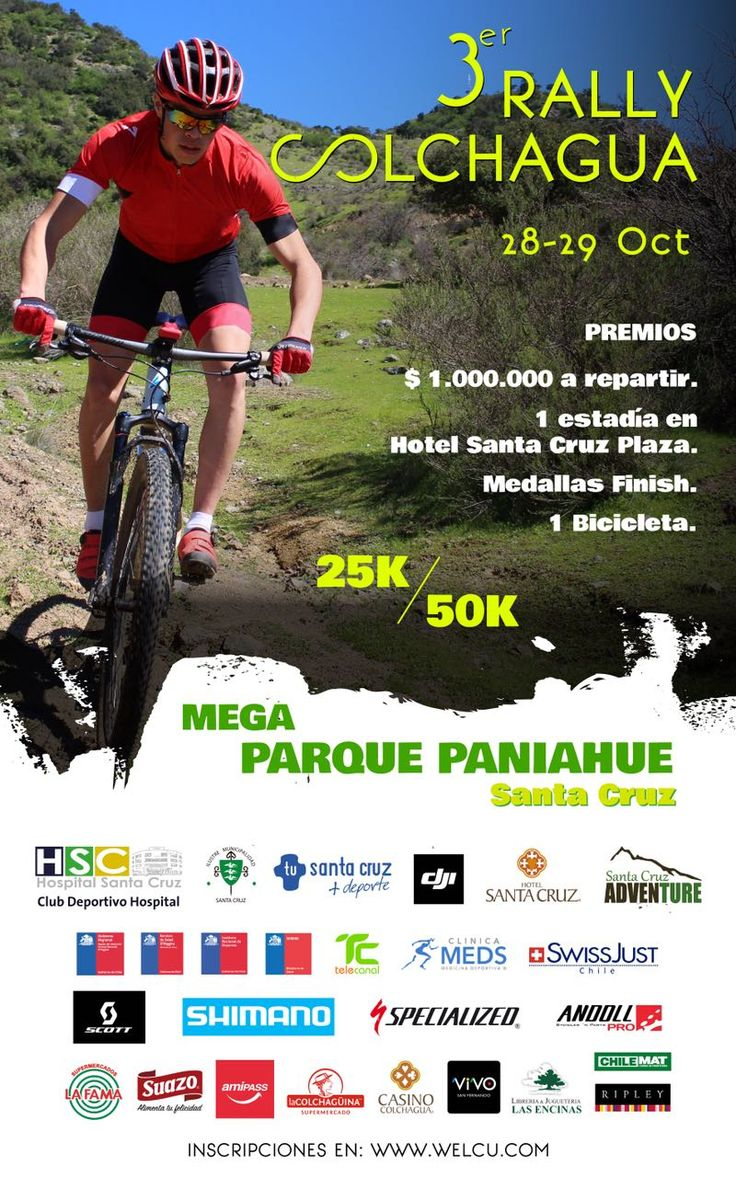 CDC Apoya Rally de  Colchagua