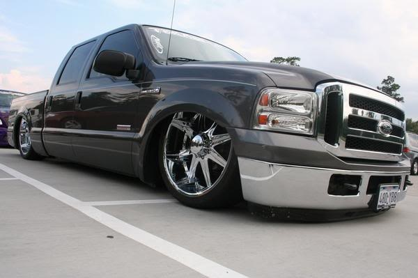Ford F250 tuning