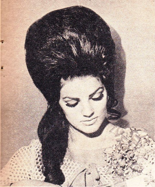 priscilla presley photographed during her bridal shower at la rhonde in memphis tn may 1967. Black Bedroom Furniture Sets. Home Design Ideas