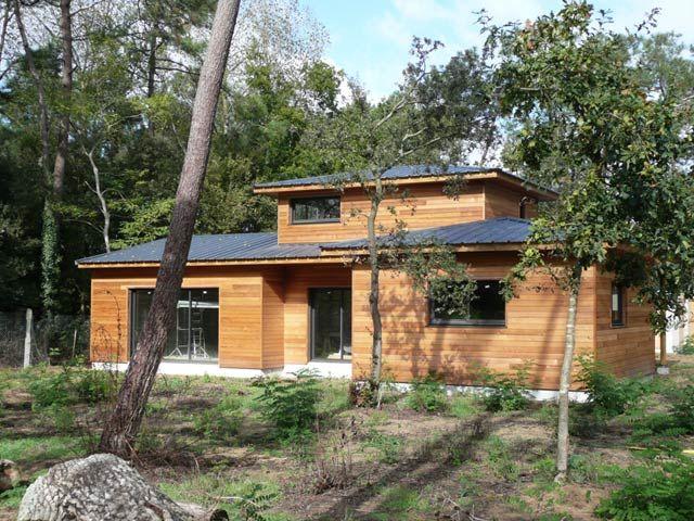 Maison en bois suedoise architecte et matre volumes u0026 - Maison suedoise en kit ...
