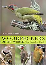 """This """"Woodpeckers of the World"""" is up for grabs, with a whole hamper of other fine Helm Identification Guides, published by Bloomsbury Publishing UK!  Enter now at http://www.rockjumperbirding.com/competitions/bloomsbury-book-hamper-competition-2016/  #birds #birding #birdwatching #nature #wildlife"""