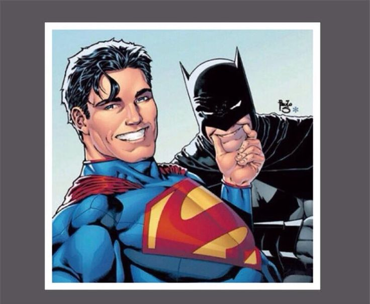 Say cheese Batman