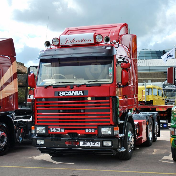 https://flic.kr/p/azUXF6   Scania 143 - J500 GON   Retro Truck Show 2011
