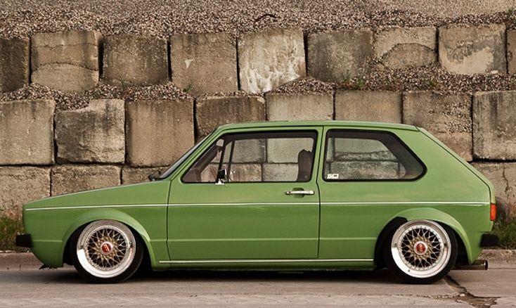 volkswagen golf 1 rabbit low rider slobunny cars pinterest golf mk1 and rabbit. Black Bedroom Furniture Sets. Home Design Ideas