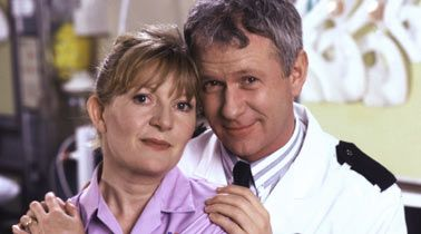 BBC - Casualty - Charlie and Duffy