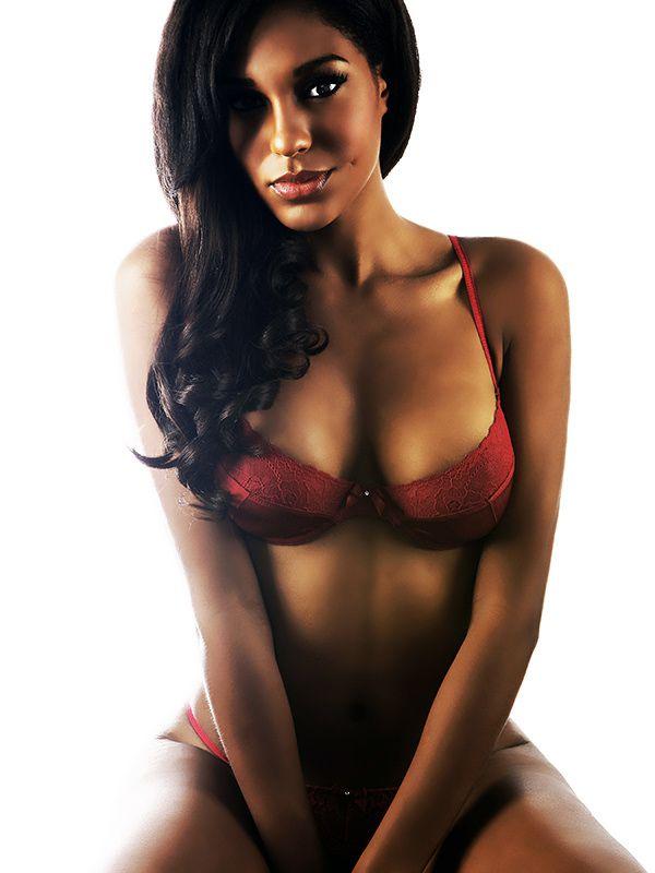 She So Bad Runa Lucienne Body Hot Black Women Funky